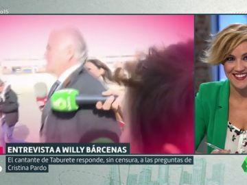 """""""¿Con quién aprendió a caminar, con Rajoy?"""": así era la curiosa relación entre Cristina Pardo y Luis Bárcenas"""