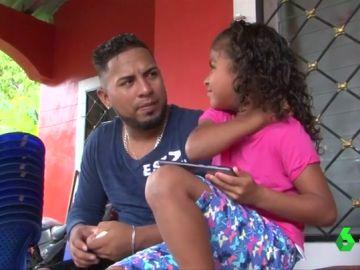 Un padre y su hija se reencuentran en Honduras tras tres meses separados al intentar entrar ilegalmente en EEUU