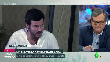 """Willy Bárcenas, de la libertad de expresión en España: """"Ha vuelto la censura por completo, pero también se debe saber dónde está el límite"""""""