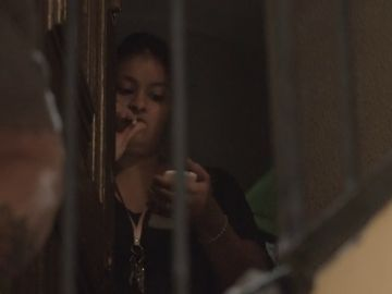 Una okupa acusada de vivir en un narcopiso