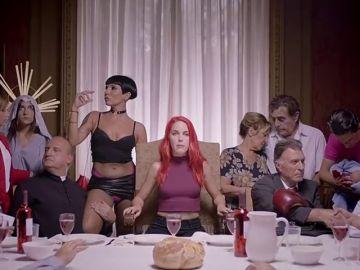 'Patria': el vídeo del Salón Erótico de Barcelona de 2016