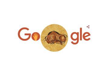 Doodle de Google sobre Altamira
