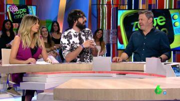Miki Nadal cuenta una anécdota que vivió con su hija