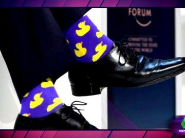 Chewbacca, Stars Wars, patitos de goma... estos son los calcetines más escandalosos de Justin Trudeau