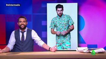 El plan de Dani Mateo para renovar el Partido Popular pasa por un flamenco rosa