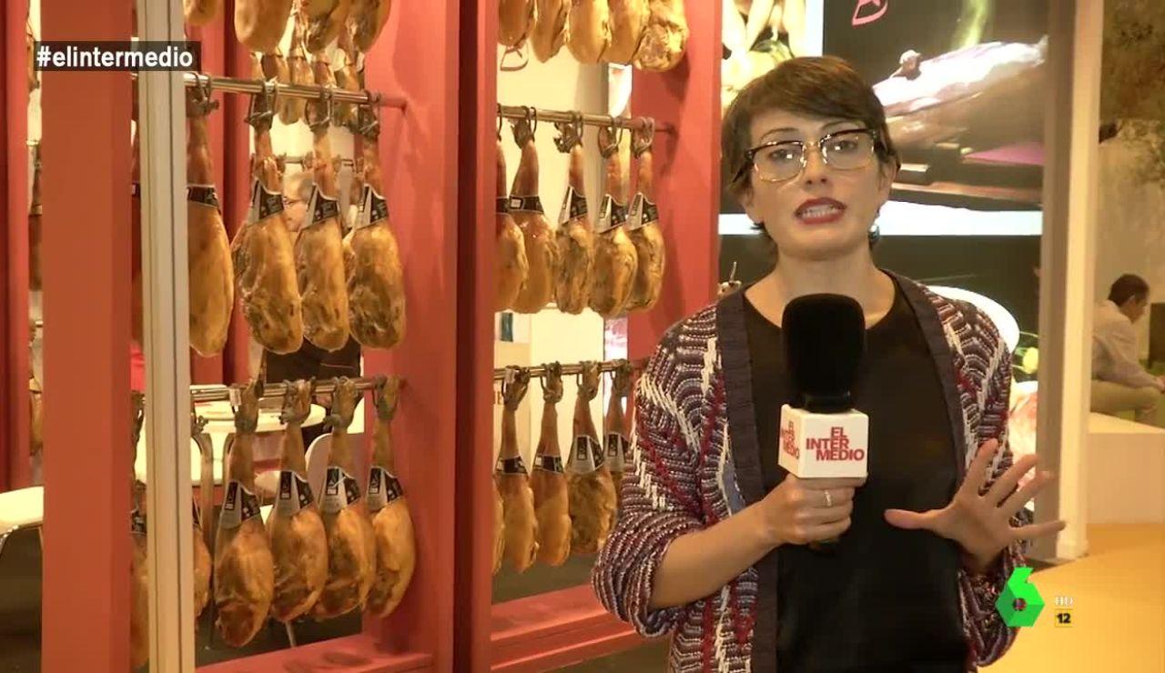 Thais Villas pone a prueba a los amantes de la carne