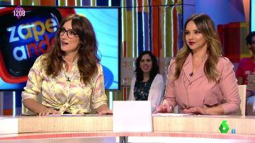 Chenoa y Ana Morgade sorprendidas por el corte de Frank Blanco