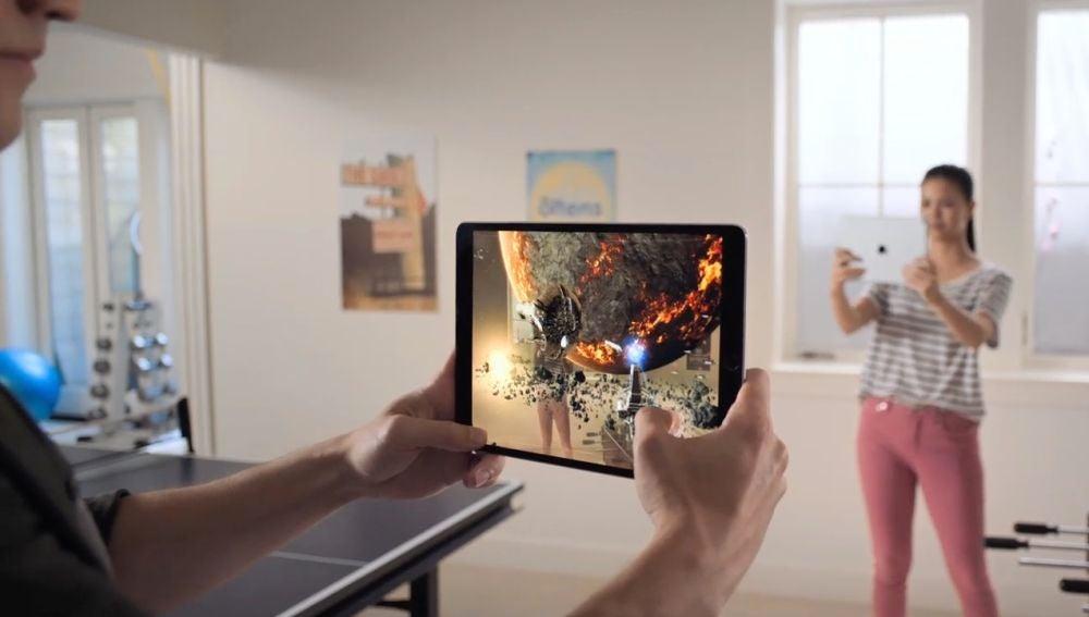 : Los juegos en realidad aumentada son uno de los principales beneficiados de la optimización de iOS