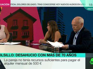 Alejandra Jacinto, abogada y activista de la PAH