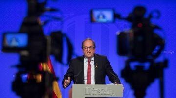 Quim Torra, president de Catalunya