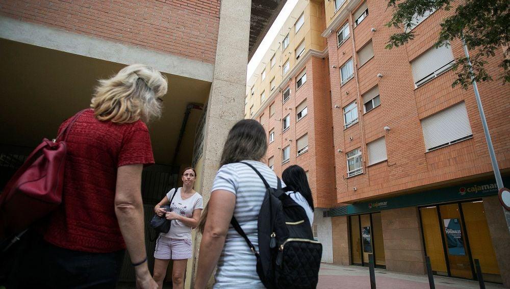 Barrio del parricida de Castellón