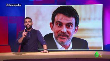 Dani Mateo analiza la realidad de Manuel Valls