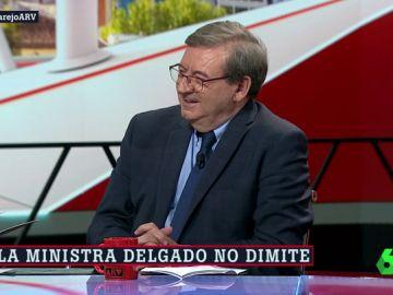 Fernando Martínez, director general de Memoria Histórica