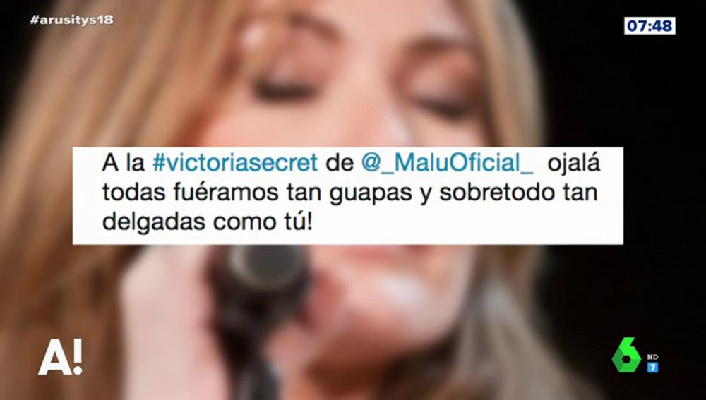 La respuesta de Amaia Montero a Malú