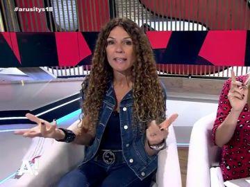 Arusitys se posiciona en la polémica entre Malú y Montero