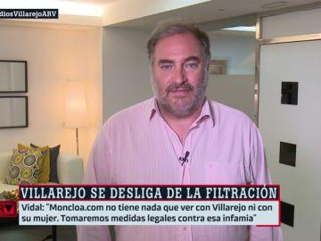 El director de Moncloa.com, Joaquín Vidal