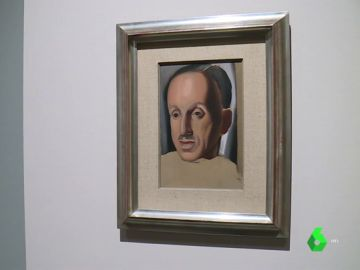 Un retrato de Alfonso XIII