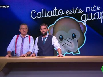 """Dani Mateo presenta 'Callaito estás más guapo': """"Unas recomendaciones para dos políticos"""""""