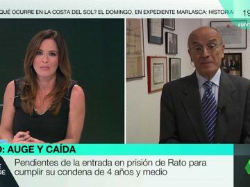 """Ignacio R. Jarabo, sobre las 'tarjetas black': """"Me cuesta entender que condenen por apropiación indebida a quienes hicieron lo que permitía el banco"""""""