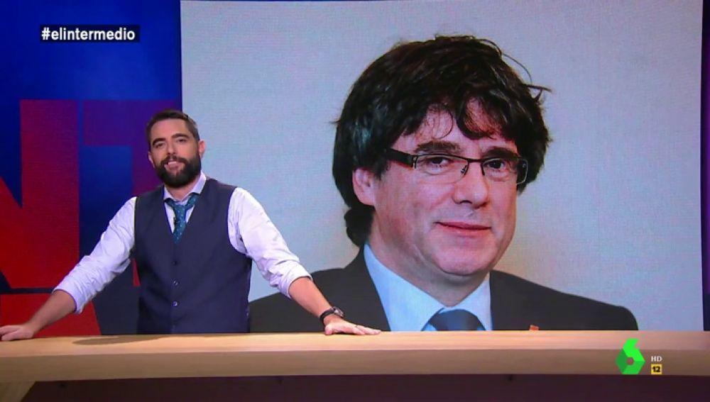 """Una publicación sitúa a Puigdemont como favorito a ganar el Nobel de la Paz: """"Es nuestro ghandi, con más pelo y sin las gafas de Monedero"""""""