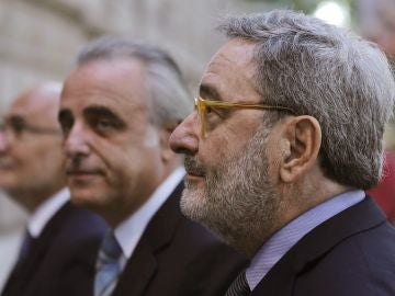 El expresidente de CatalunyaCaixa, Narcís Serra