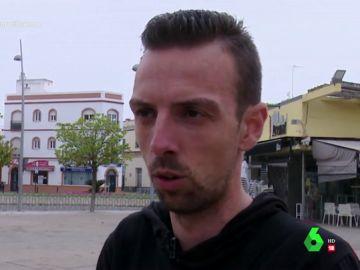 Padre de Lucía, la niña asesinada en Dos Hermanas, Sevilla