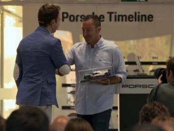 Porsche Aceleracion Startups