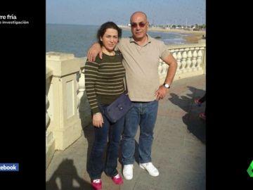 Imagen de El Turco junto a Sandra