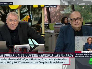 El periodista Miquel Giménez