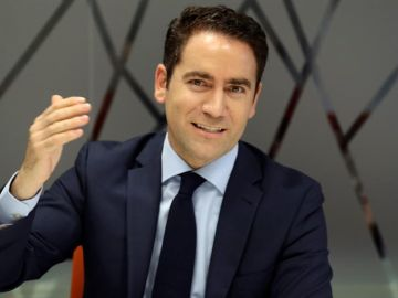 El secretario general del partido, Teodoro García Egea