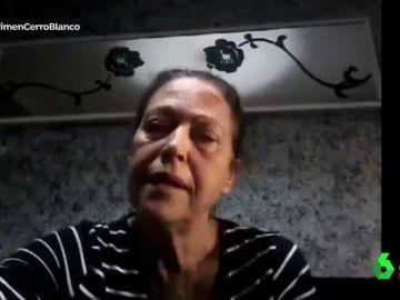 Imagen de la madre de Sandra Capitán
