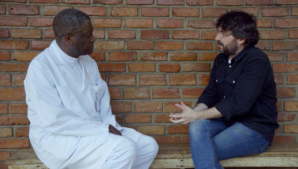 Mukwege, Premio Nobel de la Paz 2018, en Salvados