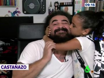 La lección de El Sevilla y su hija a Juanma Castaño