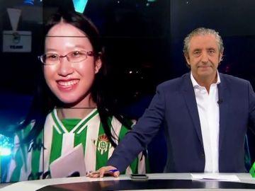 La mujer china que tenía un sueño: conocer a Joaquín