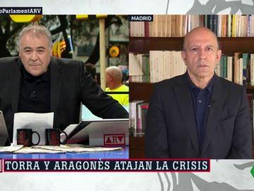 El periodista y analista de laSexta, José Antonio Zarzalejos