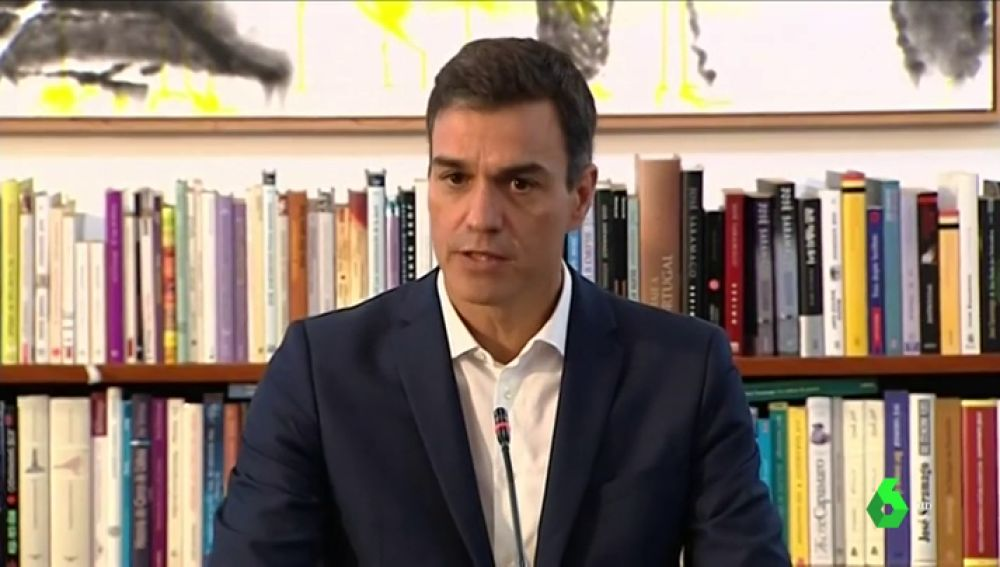 Imagen de Pedro Sánchez