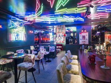 El bar Salmón Gurú de Madrid