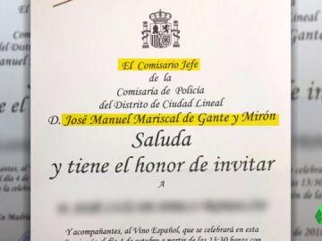 El comisario que invitó a 'Billy el Niño' a un acto no puede ser destituido porque obtuvo su plaza por concurso de méritos