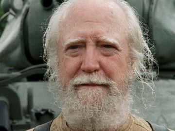Scott Wilson en 'The Walkind Dead'