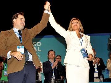 Cospedal en su despedida del PP de Castilla-La Mancha