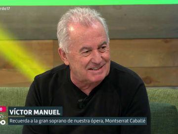 Víctor Manuel, en Liarla Pardo