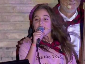 La alcaldesa infantil de Zaragoza