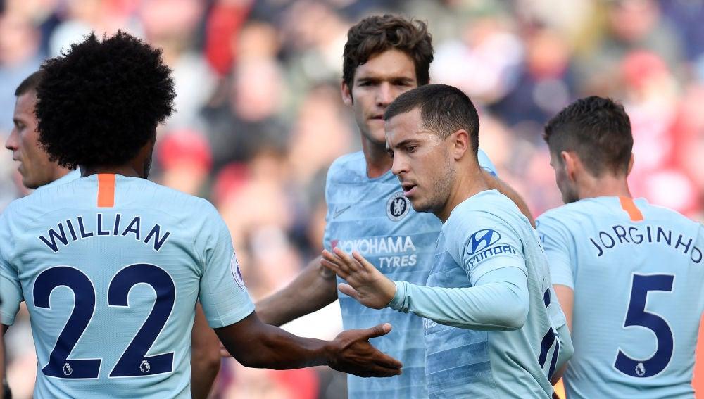 FUTBOL MUNDIAL: Real Madrid, el sueño de Eden Hazard