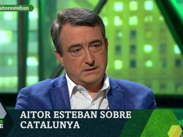 Aitor Esteban, en laSexta Noche