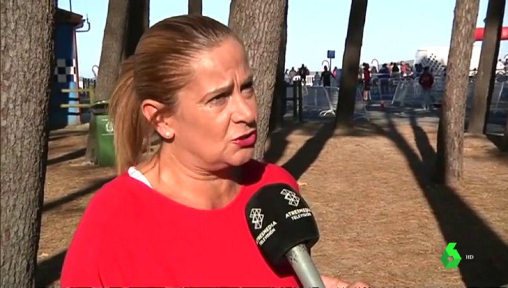 "Carmela Silva responde a un alcalde del PP que la llamó ""chacha"": ""Esto es machismo y el machismo mata"""