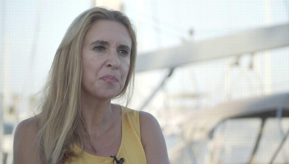 Mariló Valencia, secretaria general SUP Málaga