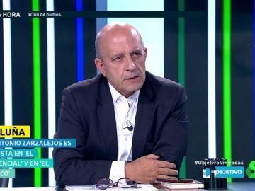 """Zarzalejos, sobre la situación que vive el independentismo: """"Las clases dirigentes se están descomponiendo en una lucha caníbal"""""""