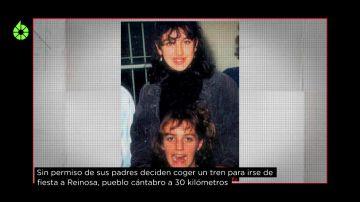 Imagen de Cristina y Manuela, desaparecidas hace 26 años