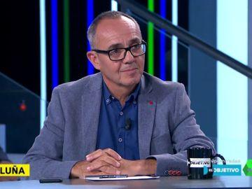 Joan Coscubiela, en El Objetivo