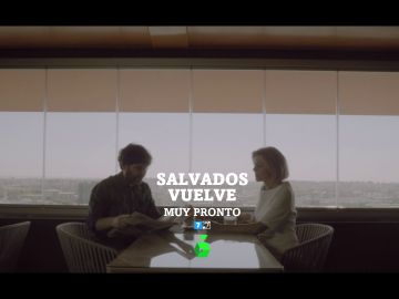 Jordi Évole y María Dolores de Cospedal en Salvados